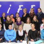 Bobath - Pädiatrie - Kurs 2016-17 Gruppenbild
