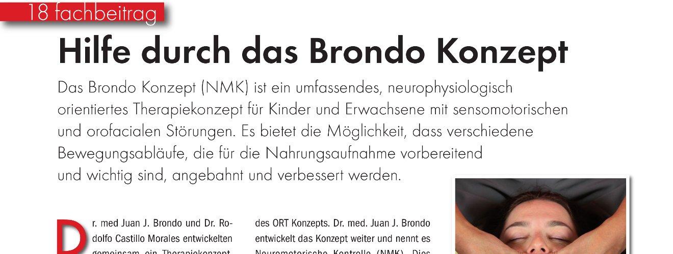 Brondo-Konzept aus Zeitschrift Not 2-2016 von Kertein Uelfer