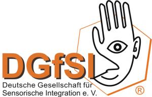 Logo der Deutschen Gesellschaft für Sensorische Integration (DGfSI)