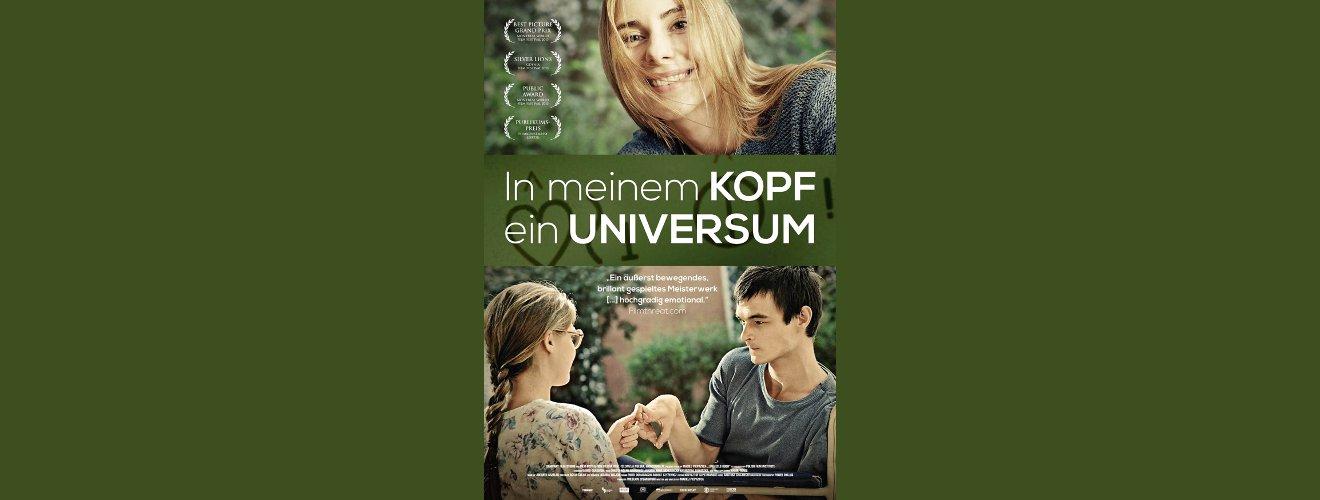 Filmplakat zu Im Kopf ein Universum