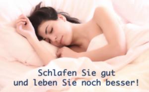 Kurs: Schlafen Sie gut und leben Sie noch besser