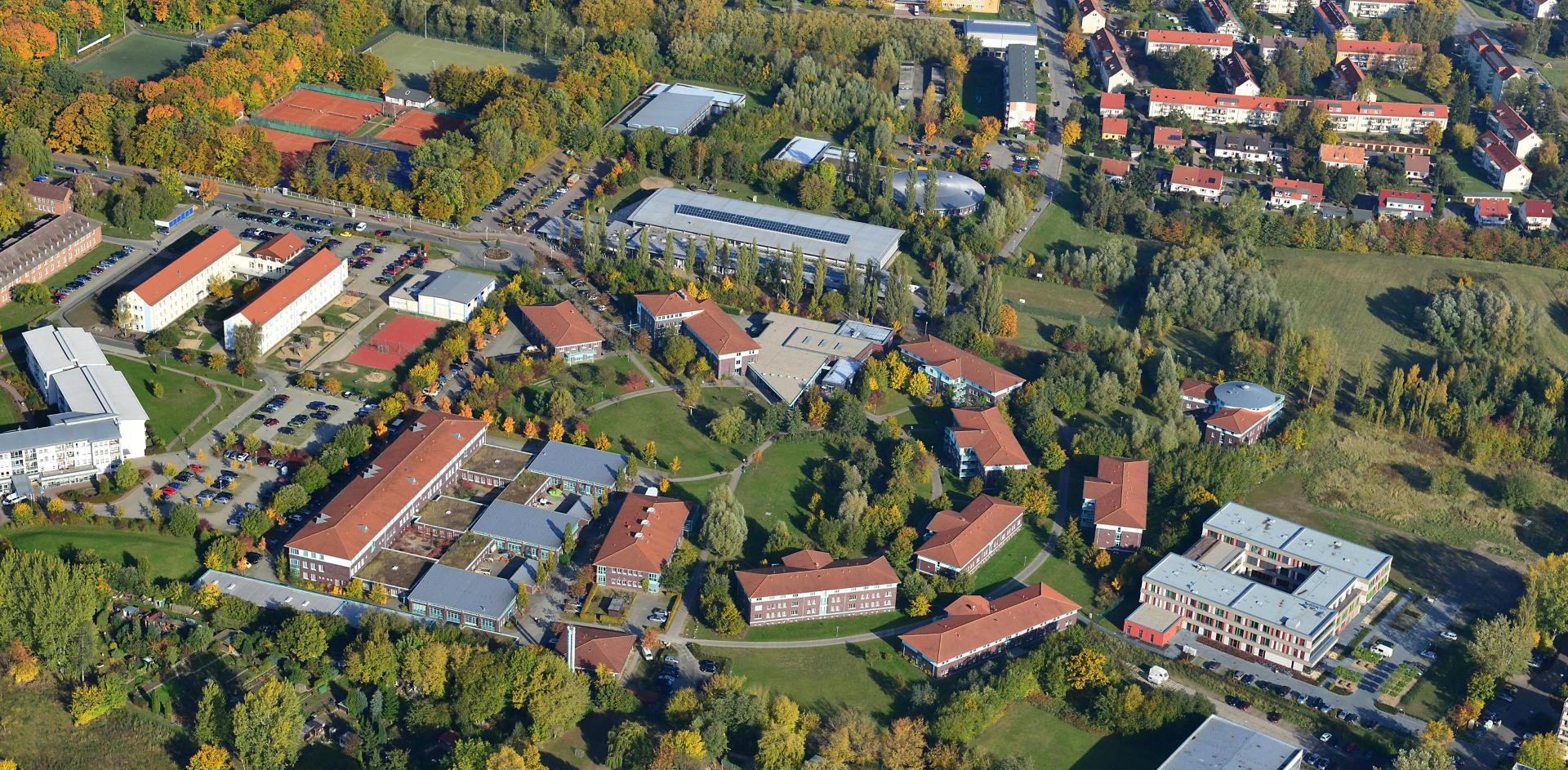 Bild vom Standort Greifswald